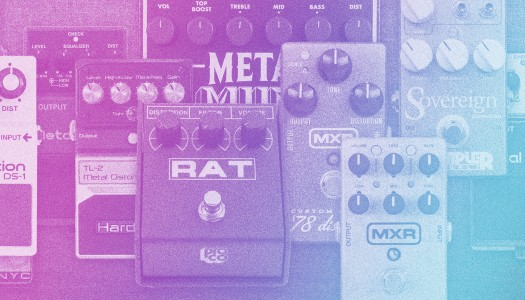13 Best Distortion Pedals That Shred