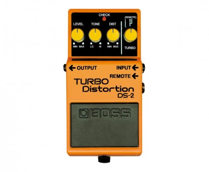 Boss DS-2 Turbo Distortion Pedal • Distortion Pedal HQ