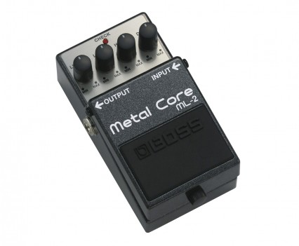 Boss ML-2 Metal Core Distortion Pedal • Distortion Pedal HQ