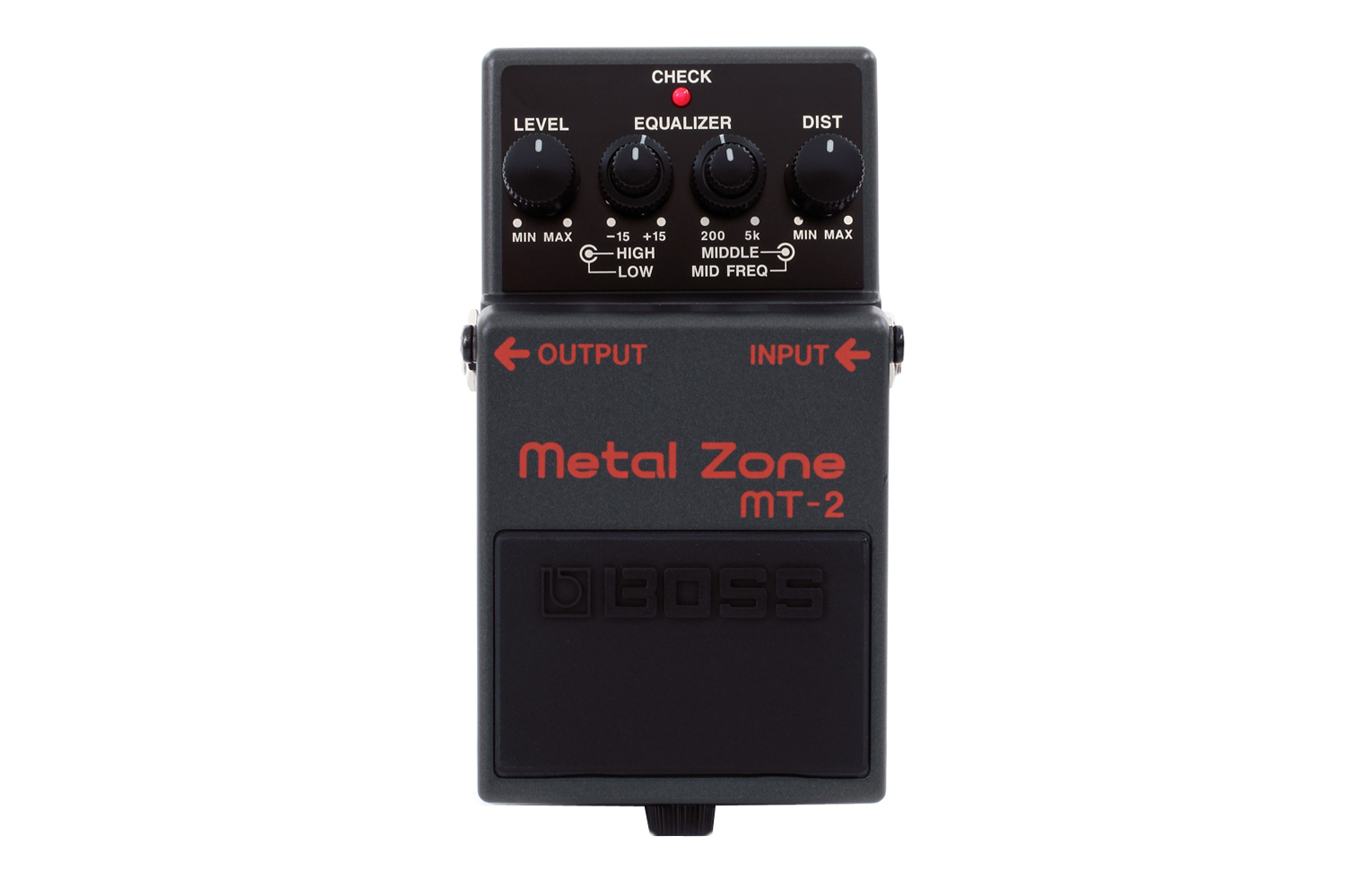 13 Best Distortion Pedals That Shred Pedal Hq Circuit Diagram Boss Mt 2 Metal Zone Top