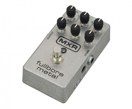 MXR M116 Fullbore Metal Distortion Pedal • Distortion Pedal HQ