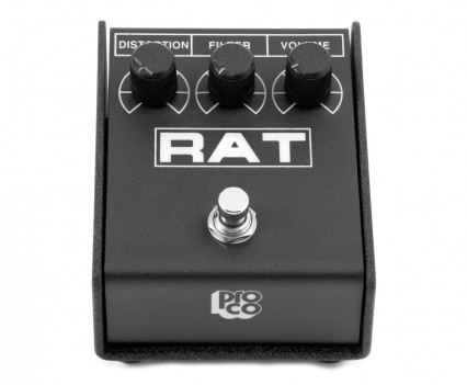 Pro Co RAT2 Distortion Pedal • Distortion Pedal HQ