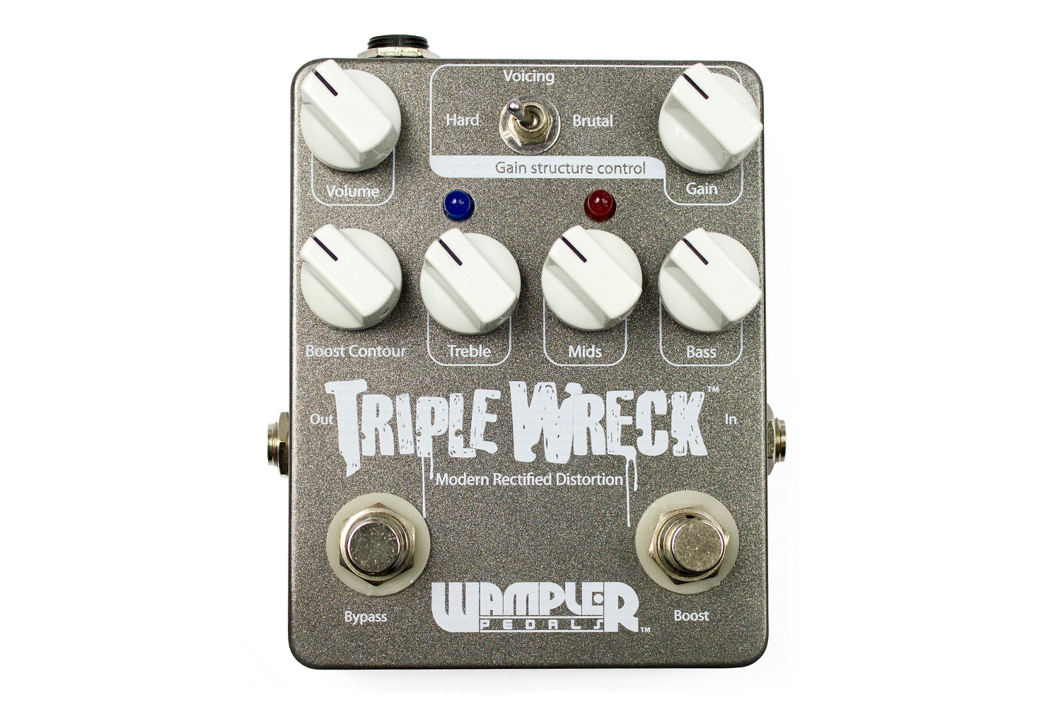 13 Best Distortion Pedals That Shred • Distortion Pedal HQ Wampler Sovereign Schematic on