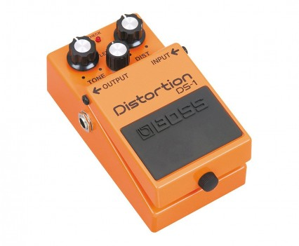 Boss DS-1 Distortion Pedal Review • Distortion Pedal HQ