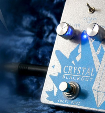 Blackout Effectors Crystal Dagger Pedal Review