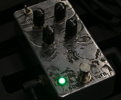 Winter Namm Show 2015: Animal Factory Amplification - Chemical Burn Octave Fuzz