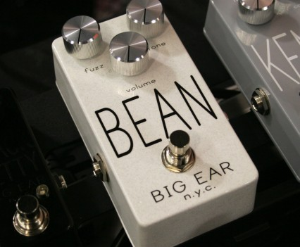 Winter Namm 2015: Big Ear NYC - Bean Harmonic Overdrive