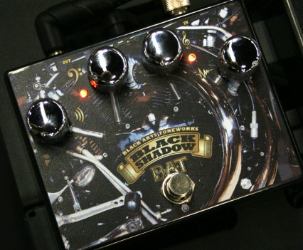 Winter Namm Show 2015: Black Arts Toneworks Black Shadow