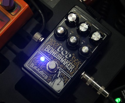 Winter Namm Show 2015: Black Arts Toneworks Boneshaker