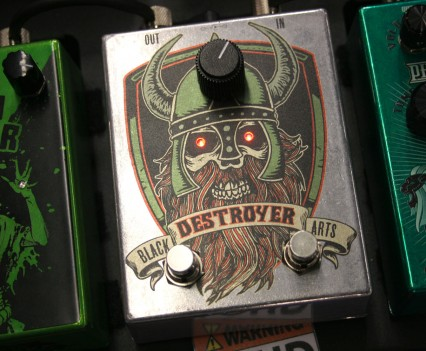 Winter Namm Show 2015: Black Arts Toneworks Destroyer