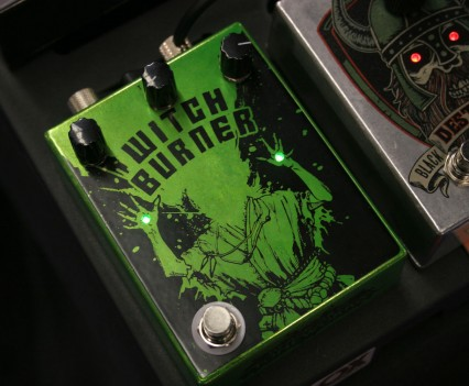 Winter Namm Show 2015: Arts Toneworks Witch Burner