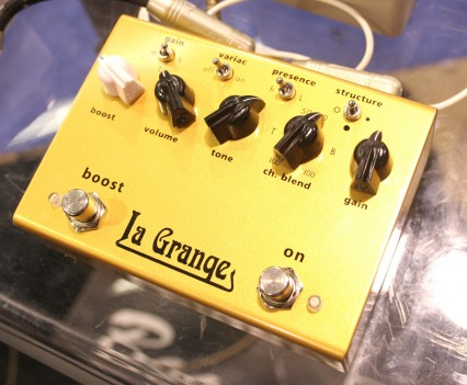 Winter Namm Show 2015: Bogner - La Grange Overdrive Distortion