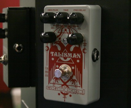 Winter Namm 2015: Catalinbread - Talisman Plate Reverb
