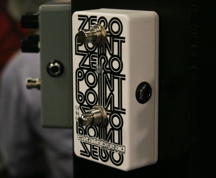 Winter Namm 2015: Catalinbread - Zero Point Flanger