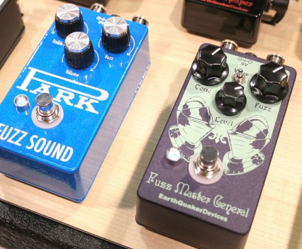 Winter Namm 2015: Earthquaker Devices - Park Fuzz