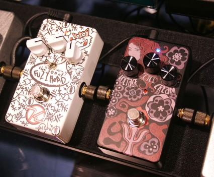 Winter Namm 2015: Keeley - Son Of Fuzzhead