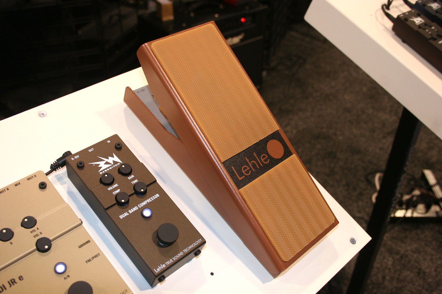 new from winter namm show 2015 part two distortion pedal hq. Black Bedroom Furniture Sets. Home Design Ideas
