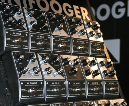 Winter Namm 2015: Moog - Minifooger New Lineup