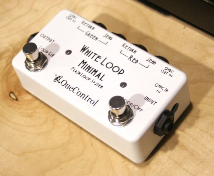 Winter Namm Show 2015: OneControl - White Loop