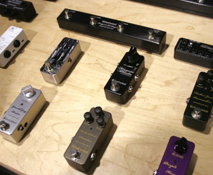 Winter Namm Show 2015: OneControl - Tone Controllers