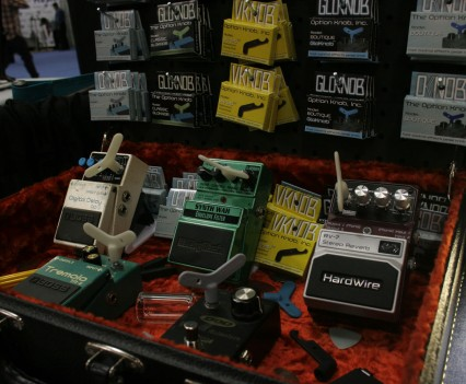 Winter Namm Show 2015: Option Knob Control