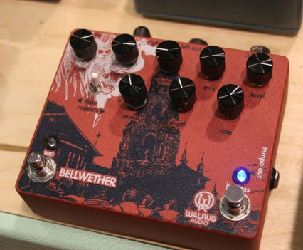 Winter Namm 2015: Walrus Audio - Bellwether Analog Delay