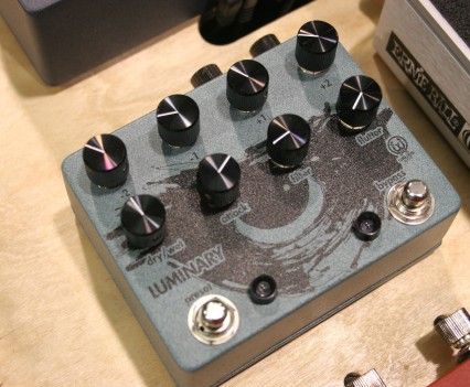Winter Namm 2015: Walrus Audio - Luminary Octave Generator