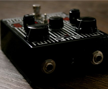 Blakemore Effects R.O.U.S. Distortion Pedal Back