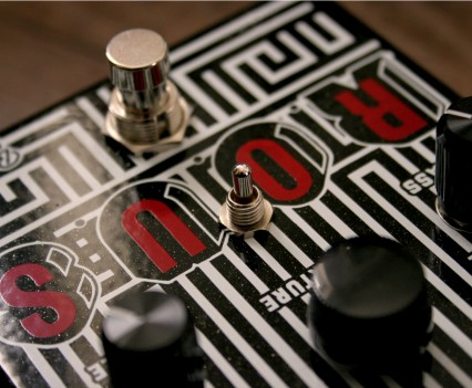 Blakemore Effects R.O.U.S. Distortion Pedal Footswitch