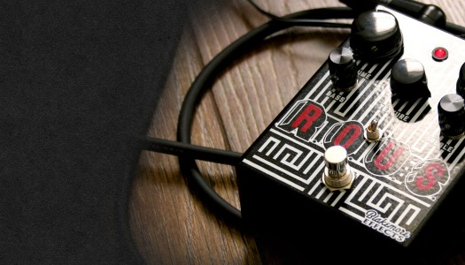 Blakemore Effects R.O.U.S. Distortion Pedal Review