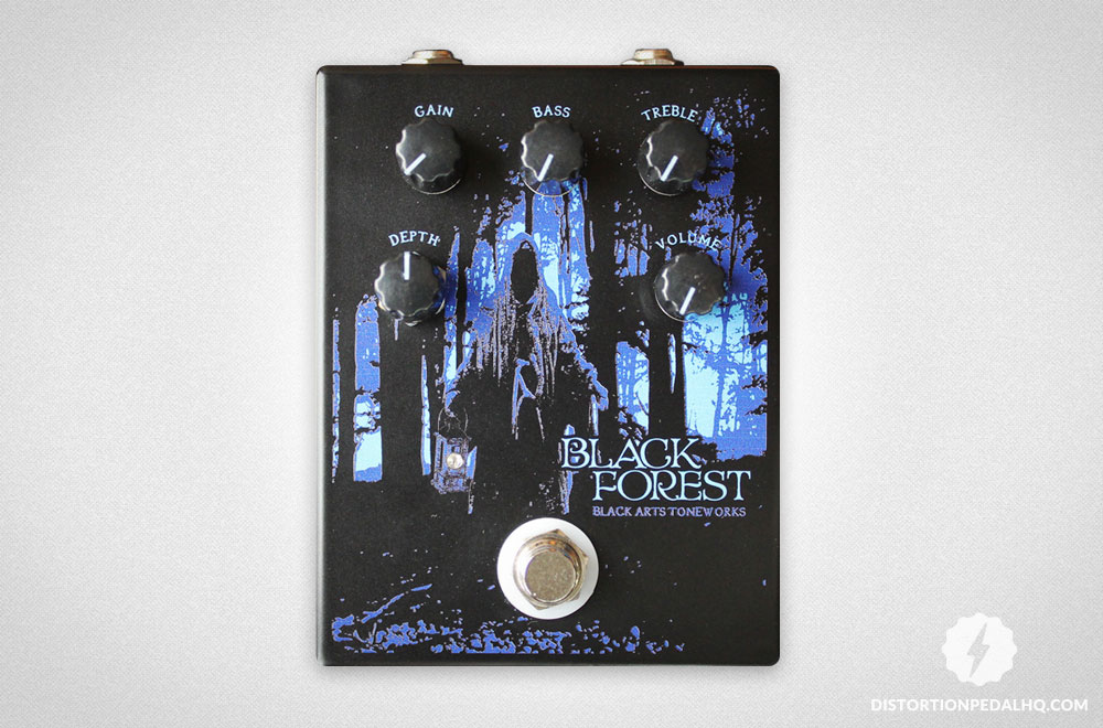 Overdrive Pedals: Black Arts Toneworks - Black Forest Overdrive