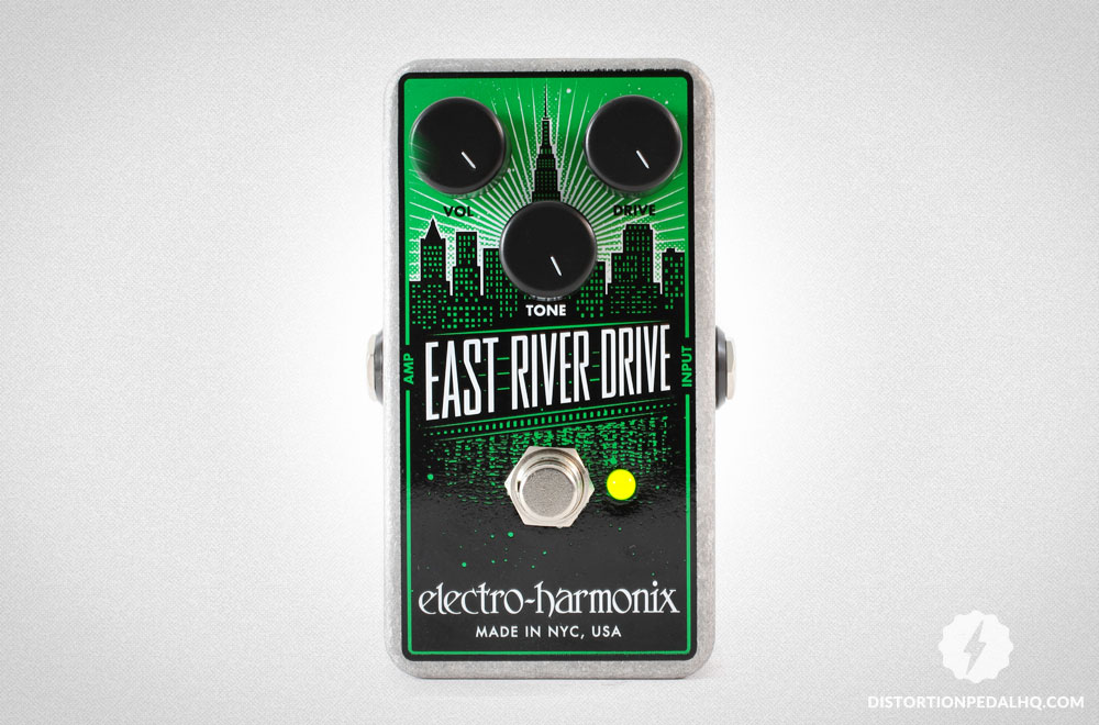 Overdrive Pedals: Electro Harmonix - East River Drive Overdrive