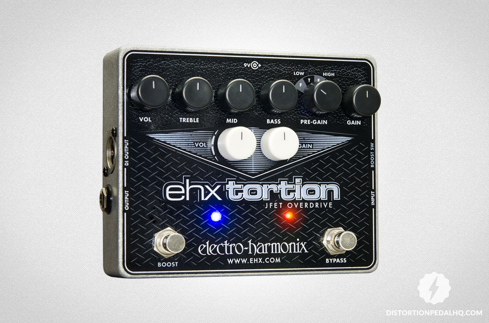 Overdrive Pedals: Electro Harmonix - EHX Tortion Overdrive