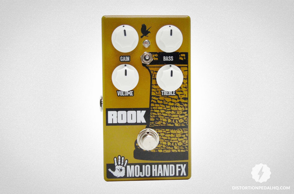 Overdrive Pedals: Mojo Hand FX - Rook Overdrive