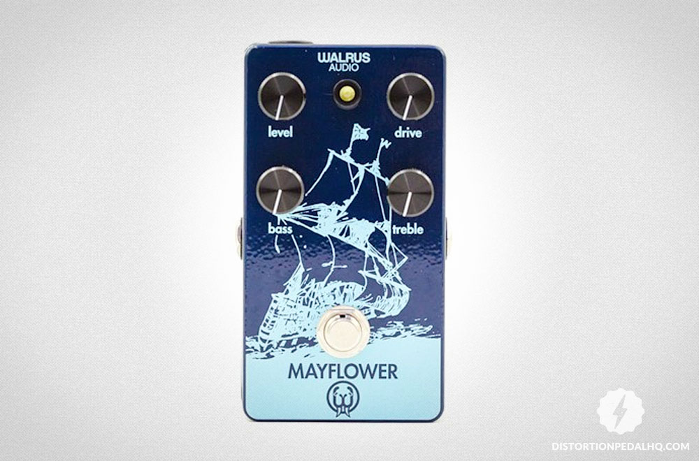 Overdrive Pedals: Walrus Audio - Mayflower Overdrive