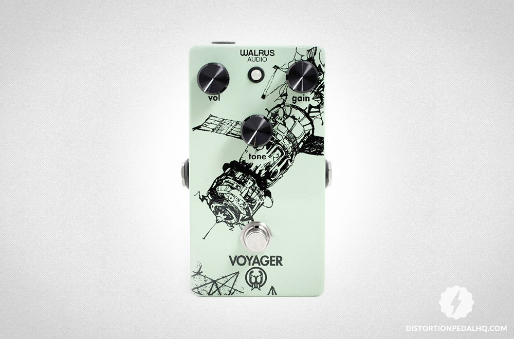 Overdrive Pedals: Walrus Audio - Voyager Overdrive