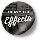 Heavy Lid Effects